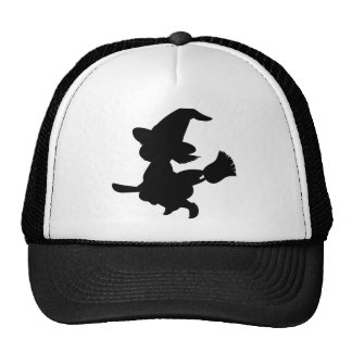 Cute Little Black Witch Cap