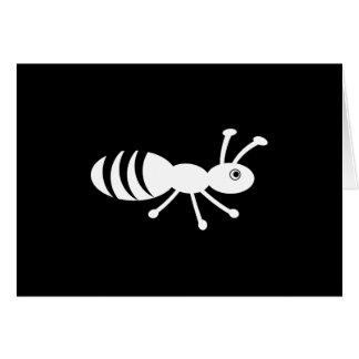 Cute Little Bug Greeting Card