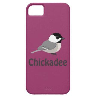 Cute little Chickadee iPhone 5/5S Case