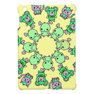 cute little creatures case for the iPad mini