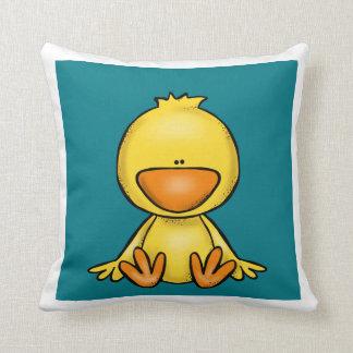 Cute little duck cushion