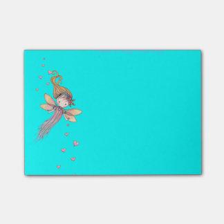 Cute Little Fairy Post-it Notes