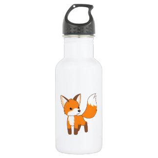 Cute Little Fox 532 Ml Water Bottle