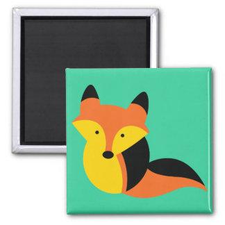 Cute little Fox Fridge Magnet