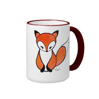 Cute Little Foxy Mug
