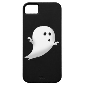 Cute little ghost barely there iPhone 5 case