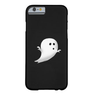 Cute little ghost barely there iPhone 6 case