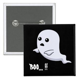 cute little ghost button kids backpack