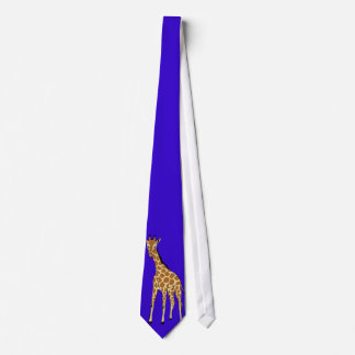 Cute Little Giraffe Tie