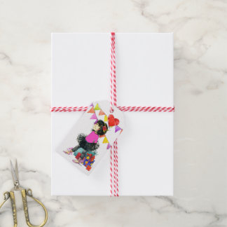 Cute Little Girl Gift Tags