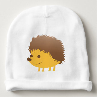 cute little hedgehog baby beanie