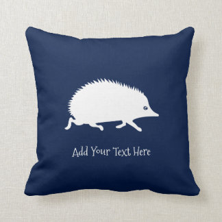 Cute Little Hedgehog Cushion