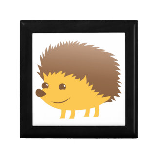 cute little hedgehog gift box