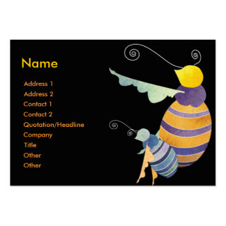 Cute Little Honey Bees Business Cards