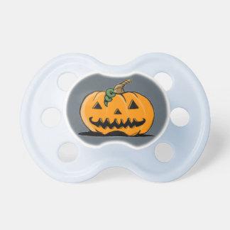 Cute little Jack-O-Lantern Pacifier