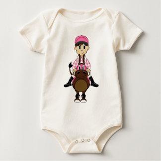 Cute Little Jockey Creeper