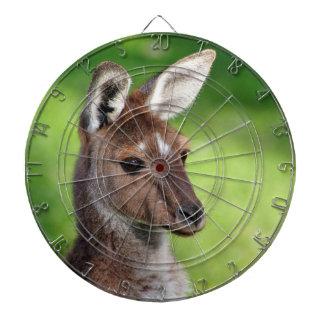 Cute Little Kangaroo Dartboard