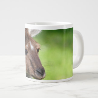 Cute Little Kangaroo Giant Coffee Mug