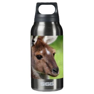 Cute Little Kangaroo Insulated Water Bottle