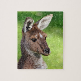 Cute Little Kangaroo Puzzle