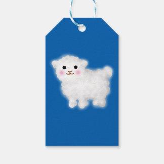 Cute Little Lamb Gift Tags