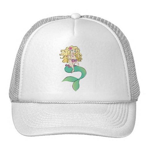 Cute Little Mermaid Hat