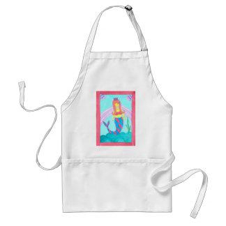 Cute little mermaid standard apron
