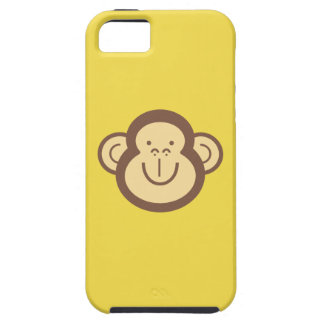 Cute Little Monkey Face iPhone 5 Cover