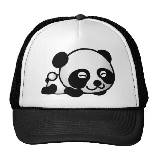 Cute little Panda Bear Cap