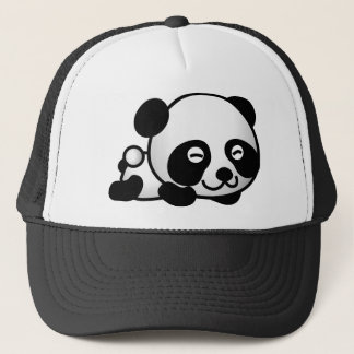 Cute little Panda Bear Trucker Hat