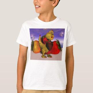 cute little patchwork dragon T-Shirt