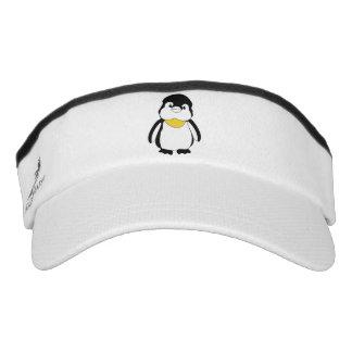 Cute Little Penguin Visor