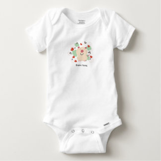 Cute little Pig Costum baby Girl Bodysuit