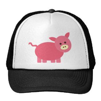 Cute Little Piggy Cap