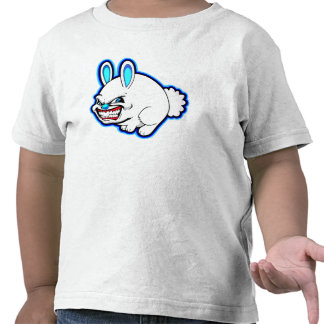 Cute little pink apple bunny for your cute kids tshirt