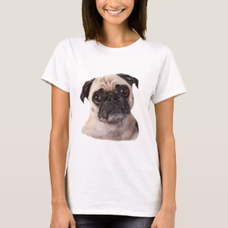 Cute little pug dog T-Shirt