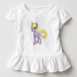 Cute Little Purple Pony Toddler Shirt