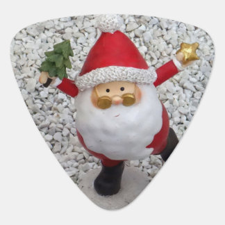 Cute little Santa Guitar Pick