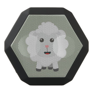 Cute little sheep Z9ny3 Black Bluetooth Speaker