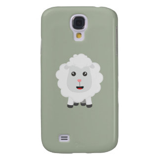 Cute little sheep Z9ny3 Samsung Galaxy S4 Cover