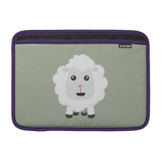 Cute little sheep Z9ny3 Sleeve For MacBook Air