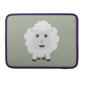 Cute little sheep Z9ny3 Sleeve For MacBook Pro