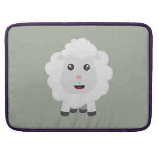 Cute little sheep Z9ny3 Sleeve For MacBooks