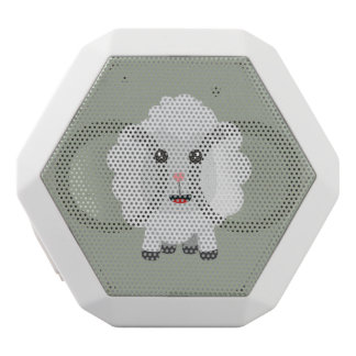 Cute little sheep Z9ny3 White Bluetooth Speaker
