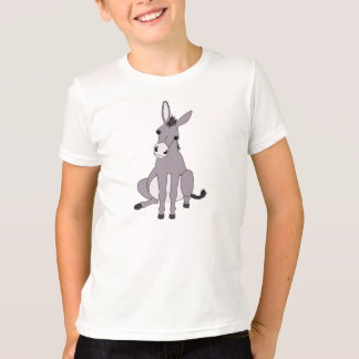 Cute Little Sitting Donkey T-Shirt