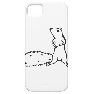 Cute little squirrel case for the iPhone 5