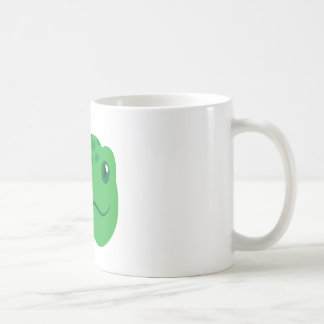 cute little tortoise turtle face coffee mug