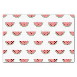 Cute Little Watermelon Pattern Tissue Paper