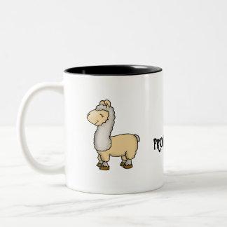 Cute Llama Mug - No Probllama