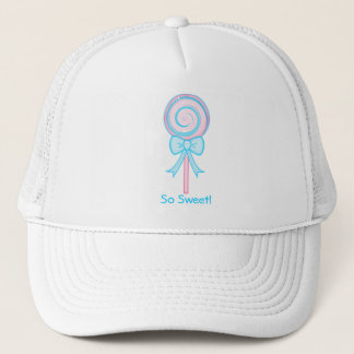 Cute Lollipop Trucker Hat